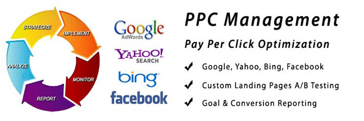 Effective PPC or Pay Per Click Management on Google Yahoo Bing